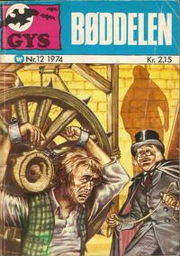 Cover Thumbnail for Gys-serien (Williams, 1973 series) #12