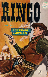 Cover Thumbnail for Ringo (K. G. Murray, 1967 series) #2