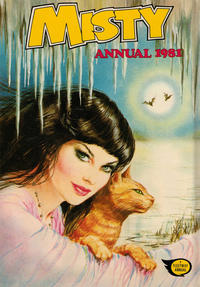 Cover Thumbnail for Misty Annual (IPC, 1979 series) #1981