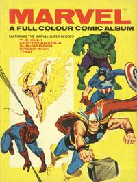 Cover Thumbnail for Marvel a Full Colour Comic Album (World Distributors, 1969 series) #1