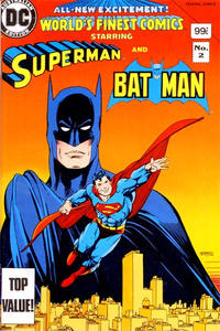 Cover Thumbnail for World's Finest Comics (Federal, 1984 series) #2