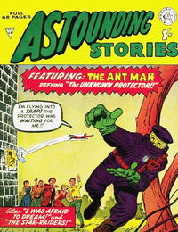 Cover Thumbnail for Astounding Stories (Alan Class, 1966 series) #44