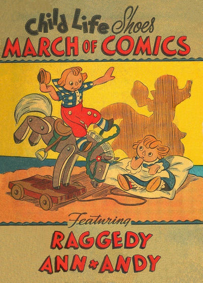 Cover for March of Comics (Western, 1946 series) #23