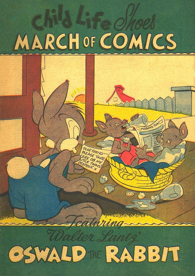 Cover for March of Comics (Western, 1946 series) #38