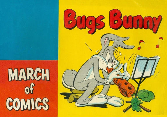 Cover for Boys' and Girls' March of Comics (Western, 1946 series) #83