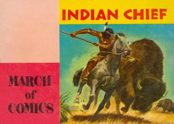 Cover for Boys' and Girls' March of Comics (Western, 1946 series) #110