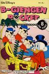 Cover for B-Gjengen pocket (Hjemmet / Egmont, 1986 series) #8