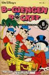 Cover for B-Gjengen pocket (Hjemmet / Egmont, 1986 series) #8 [Reutsendelse]