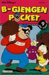 Cover for B-Gjengen pocket (Hjemmet / Egmont, 1986 series) #9