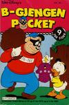 Cover for B-Gjengen pocket (Hjemmet / Egmont, 1986 series) #9 [Reutsendelse]