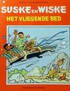 Cover for Suske en Wiske (Standaard Uitgeverij, 1967 series) #124 - Het vliegende bed