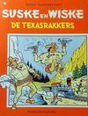 Cover for Suske en Wiske (Standaard Uitgeverij, 1967 series) #125 - De Texasrakkers
