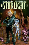 Cover for Starlight (Image, 2014 series) #4 [Cover B]