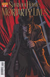 Cover for Sherlock Holmes: Moriarty Lives (Dynamite Entertainment, 2013 series) #4