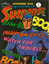 Cover for Amazing Stories of Suspense (Alan Class, 1963 series) #230