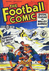 Cover for Football Comic (L. Miller & Son, 1953 series) #6