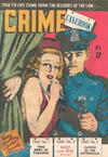 Cover for Crime Casebook (Horwitz, 1953 ? series) #10
