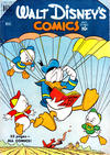 Cover for Walt Disney's Comics and Stories (Dell, 1940 series) #v11#6 (126)