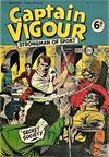 Cover for Captain Vigour (L. Miller & Son, 1952 series) #7