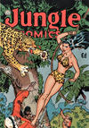 Cover for Jungle Comics (H. John Edwards, 1950 ? series) #27