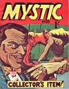 Cover for Mystic (L. Miller & Son, 1960 series) #20