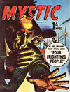 Cover for Mystic (L. Miller & Son, 1960 series) #22