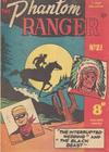 Cover for The Phantom Ranger (Frew Publications, 1948 series) #21