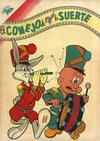 Cover for El Conejo de la Suerte (Editorial Novaro, 1950 series) #60