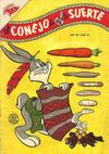 Cover for El Conejo de la Suerte (Editorial Novaro, 1950 series) #42
