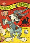 Cover for El Conejo de la Suerte (Editorial Novaro, 1950 series) #29