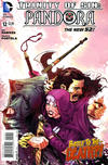 Cover for Trinity of Sin: Pandora (DC, 2013 series) #12