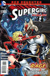 Cover for Supergirl (DC, 2011 series) #32