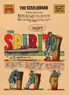 Cover Thumbnail for The Spirit (1940 series) #4/20/1941 [Newark NJ Star Ledger edition]