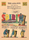 Cover Thumbnail for The Spirit (1940 series) #4/20/1941 [Baltimore Sun edition]