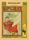 Cover Thumbnail for The Spirit (1940 series) #4/27/1941 [Washington DC Star edition]