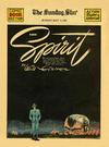 Cover Thumbnail for The Spirit (1940 series) #5/4/1941 [Washington DC Star edition]