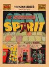 Cover Thumbnail for The Spirit (1940 series) #5/25/1941 [Newark NJ Star Ledger edition]