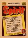 Cover Thumbnail for The Spirit (1940 series) #6/1/1941 [Newark NJ Star Ledger edition]