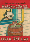 Cover Thumbnail for March of Comics (1946 series) #36 [Santa Fe Fine Foods variant]
