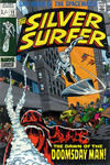 Cover Thumbnail for The Silver Surfer (1968 series) #13 [British Price Variant]