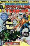 Cover Thumbnail for Super-Villain Team-Up (1975 series) #4 [British price variant.]