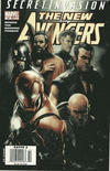 Cover Thumbnail for New Avengers (2005 series) #44 [Newsstand]