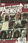 Cover for New Avengers (Marvel, 2005 series) #42 [Newsstand Edition]