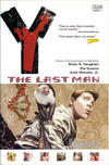 Cover for Y: The Last Man (DC, 2003 series) #1 - Unmanned [Fifth Printing]