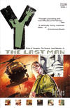 Cover for Y: The Last Man (DC, 2003 series) #2 - Cycles [Third Print]