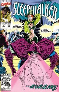 Cover Thumbnail for Sleepwalker (Marvel, 1991 series) #9 [J. C. Penney Variant]