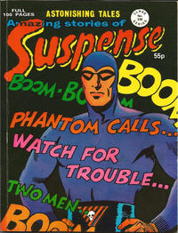 Cover Thumbnail for Amazing Stories of Suspense (Alan Class, 1963 series) #230