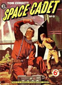 Cover Thumbnail for Tom Corbett Space Cadet (World Distributors, 1953 series) #9