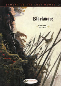 Cover Thumbnail for Lament of the Lost Moors (Cinebook, 2013 series) #2 - Blackmore