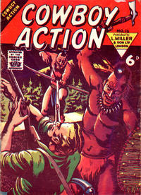 Cover Thumbnail for Cowboy Action (L. Miller & Son, 1956 series) #16